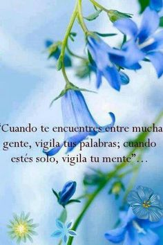 """""""Cuando te encuentres entre mucha gente, vigila tus palabras; cuando estés solo, vigila tu mente"""" #frases #metanoia"""