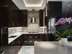 luxury modern kitchen manhattan