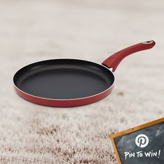 PIN TO WIN: Farberware® New Traditions 10.5'' Nonstick Griddle Pan