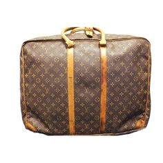 Louis Vuitton Suitcase | Vintage. Olympic Gold and Jewelry. Vintage Louis Suitcase. Classic Bag. Classic Luggage. Travel Baggage. Luggage. Consignment. Authentic Designer Bags. Authentic Louis Vuitton.
