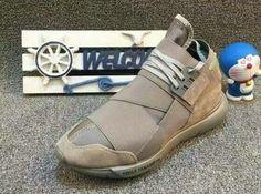 e24b4f79f 2018 How To Buy Adidas Y-3 QASA HIGH VISTA GREY BB4734 Youth Big Boys  Sneakers