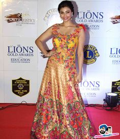 Lions Gold Awards 2015 -- Daisy Shah Picture # 293124