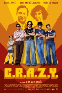 """C.R.A.Z.Y. Extraordinary lives of ordinary people in search of love and happiness - that's the premise of """"C.R.A.Z.Y"""", a family drama unlike any other."""