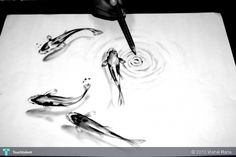 3d - Sketching by Vishal Rana in just for fun at touchtalent