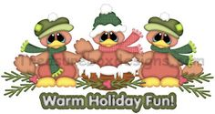 Warm Holiday Fun  SVG,WPC,GSD,DXF,AI and JPEG for hand cutting