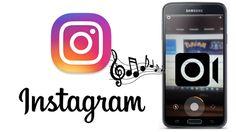 Poner música a los videos grabados desde Instagram para publicarlos en el perfil o en tu historia. #Instagram #Musica #Video #Android #iOS downloadsource.es
