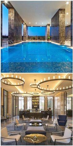 #Fraser_Suites_West_Bay_Doha - #Doha - #Qatar http://en.directrooms.com/hotels/info/3-62-304-458769/