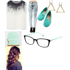 This set describes someone who is in a fancy kind of mood by ashley-seely on Polyvore featuring polyvore, fashion, style, Zara, Volcom, ASOS and Tiffany & Co.