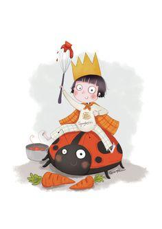 Ladybug - Sernur Isik