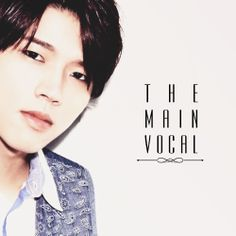 woohyun the main vocal