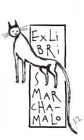 Ex libris Marcha Malo