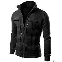 Partiss Herren Basic College Pure Color Reissverschluss Sport Jacke Hoodie Pullover, chinese L,black Partiss http://www.amazon.de/dp/B0152WWRC4/ref=cm_sw_r_pi_dp_P3sXwb0G8CGY3
