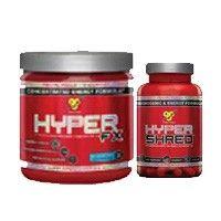 BSN Hyper Shred FX Stack