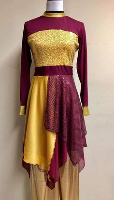 Praise Dance Wear, Praise Dance Dresses, Worship Dance, Praise And Worship, Royal Ballet, Body Painting, Dark Fantasy Art, Garment Of Praise, Dance Uniforms