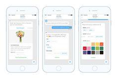 conversational UI - Google Search
