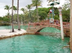 Venetian Pool in Coral Gables, FL.