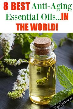 Essential Oils for Wrinkles