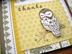 Win a beautiful set of hand made cards at Bacon Time, leave comment to enter.