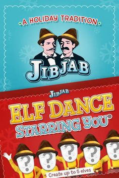 Cast up to five friends in this hilarious Elf Dance. Upload photos of your friends and family from your camera roll or Facebook page and tra...