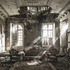 Les plus beaux lieux abandonnés dans le monde : Forgotten Heritage, photos de Matthew Emmett, Jonglez Publishing.