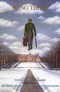 Being There - Far and away, Peter Sellers best movie!