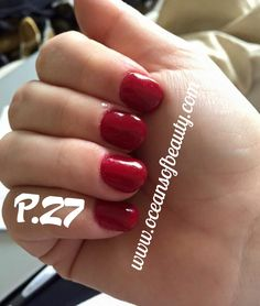 P.27 EZdip Gel Powder. DIY EZ Dip. No lamps needed, lasts 2-3 weeks! Salon Quality done right in your own home! For updates, customer pics, contests and much more please like us on Facebook https://www.facebook.com/EZ-DIP-NAILS-1523939111191370/ #ezdip #ezdipnails #diynails #naildesign #dippowder #gelnails #nailpolish #mani #manicure #dippowdernails