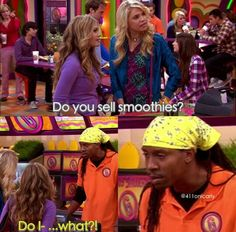 It's the Groovy Smoothie people!