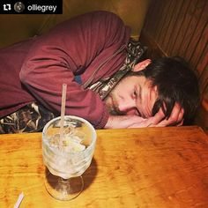 #Repost @olliegrey ・・・ One margarita and he's done. #colbykeller#colbydoesamerica#colbydoestennessee#oneanddone