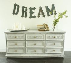 great dresser makeover