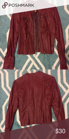 Guess jacket Used once. Size small. Guess Jackets & Coats