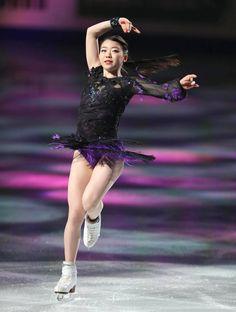 Beautiful Japanese Girl, Beautiful Young Lady, Beautiful Asian Girls, Beautiful Women, Yoga Pants Girls, Figure Skating Dresses, Sports Stars, Super Sport, Sport Girl