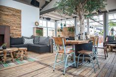 Branding beach club is een strandtent in Noordwijk aan Zee die zeker een bezoekje waard is! In de winter wordt Branding omgetoverd tot Winter Lodge.