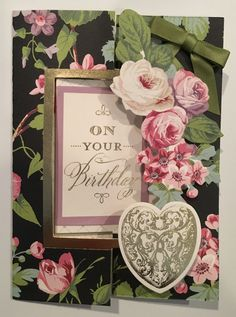 Anna Griffin Fancy Flips Card Making Kit  Jane Makuch 2017