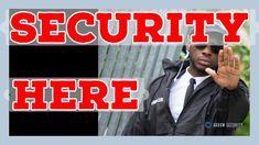 Arlington VA Security Guard Company