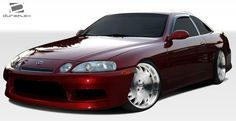 1992-2000 Lexus SC Series SC300 SC400 Duraflex O-Design Body Kit - 4 Piece