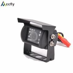 compare prices accfly 12v 24v hd ccd car rear view reverse camera 120 dgeree for bus trucks caravan #trailer #car