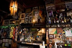 Milano's Bar | New York City #oldnewyork #nychaunts