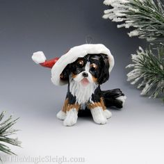 32 best Bernese Mountain Dog Christmas Ornaments images on Pinterest ...