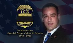 Slain ICE Agent's Parents Allege Cover-Up In Lawsuit -- ...Defendants named in the lawsuit include the U.S. government, federal agencies, U.S. and Mexico officials, firearms dealers, and what the lawsuit alleges are straw purchasers and gunrunners. cont'd..... [02-13-13]