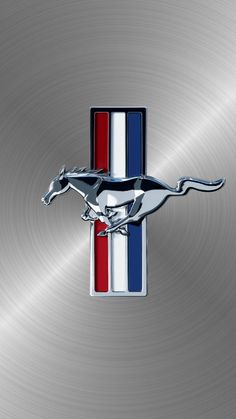 Wallpaper Mustang Emblem, Ford Mustang Logo, Dodge Logo, Ford Mustang Wallpaper, Fox Mustang, Mustang Cars, Car Ford, Ford Gt, Restomod Mustang