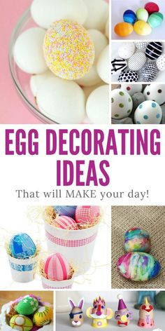 12 Brilliantly Easy Ways to Decorate Amazing Easter Eggs!  sc 1 th 318 & 8 Easy Easter Egg Decorating Ideas   Easter