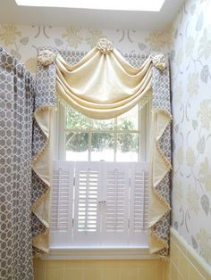 Window Treatments Design Ideas, Pictures, Remodel, and Decor - page 7