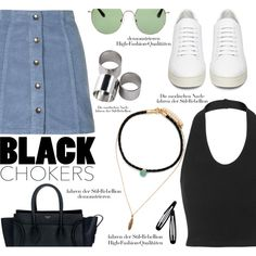 That's 90's by igedesubawa on Polyvore featuring Topshop, Off-White, CÉLINE, Forever 21, Linda Farrow, H&M, MTWTFSS Weekday, contest, contestentry and polyvorecontest