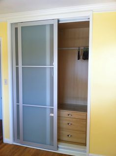 Create More Space in Your Homes With Ikea Pax Closet Ikea Closet Doors, Ikea Closet Organizer, Ikea Pax Wardrobe, Room Divider Doors, Wardrobe Doors, Bedroom Wardrobe, Wardrobe Ideas, Room Dividers, Bedroom Closets
