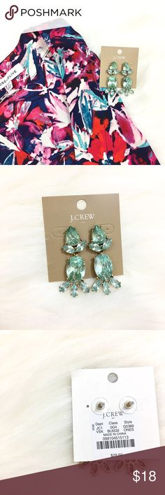 J Crew Statement Earrings </div> </div> <div class=