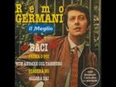 LPJ 5026 Remo Germani - Baci - La ragazza del mio cuore - 1962 - YouTube