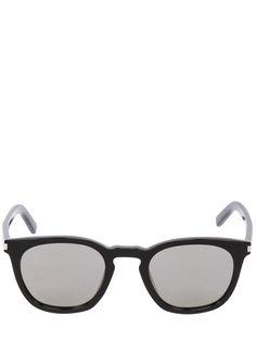 Saint Laurent – SL 28 Acetate Sunglasses