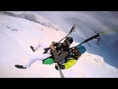 010524 gudauri paragliding полет гудаури skyatlantida com gadauriparagli...