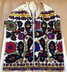 Ukrainian embroidery, Українська вишивка, Украинская вышивка. Колодочки