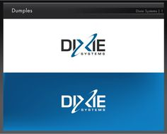 Website Logo for Dixie Systems by simplexity